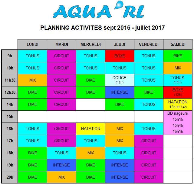 Planning 16 17